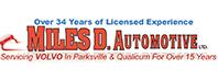 Miles Automotive Ltd.