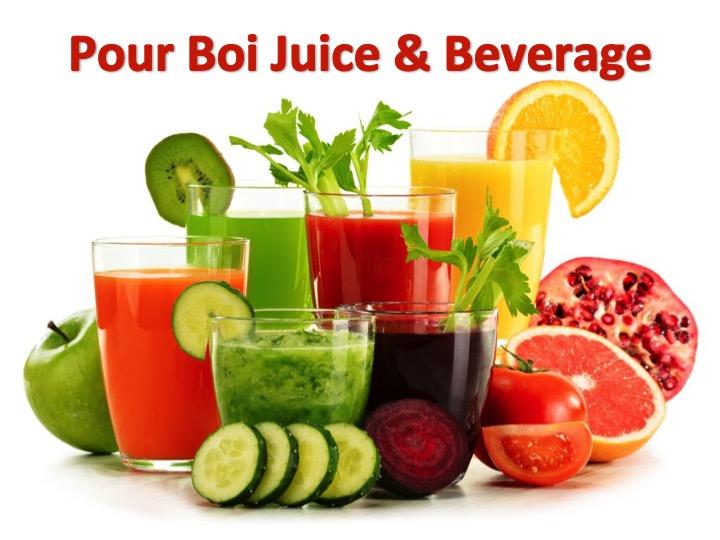 Pour Boi Juice & Beverage